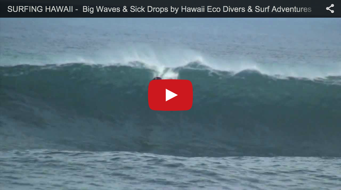 Big Waves & Sick Drops