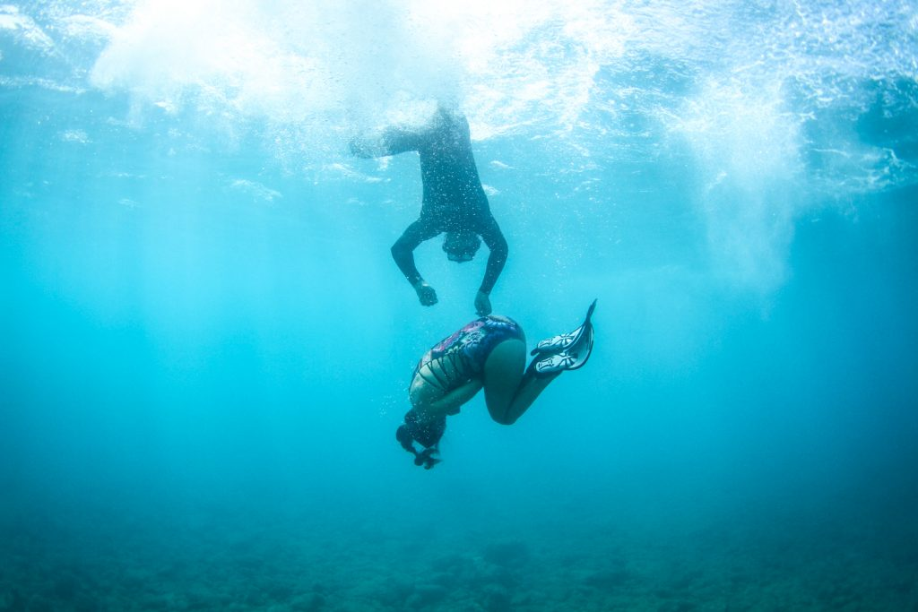 Scuba Diving in Hawaii