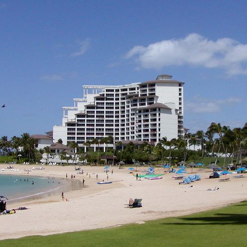 Four Seasons Resort west side Oahu, Ko Olina