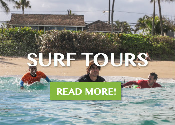 Surf Tours in Oahu