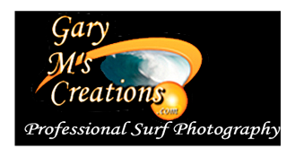 Gary M's Creations Surf Photography
