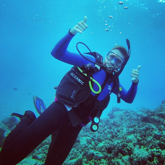 From Midwest to Mid-Sea: My journey with Hawaii Eco Divers