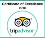 TripAdvisor Certificate of Excellence best scuba dive shop Oahu 2015
