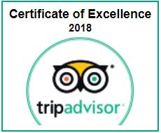 TripAdvisor Cert of Excellence Scuba Dive Oahu 2018