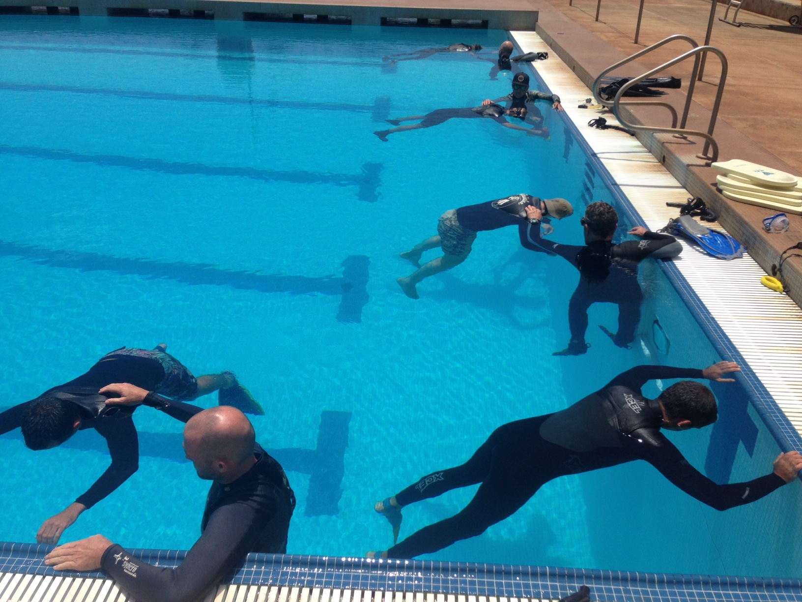 Apnea Training and Surf Survival Course