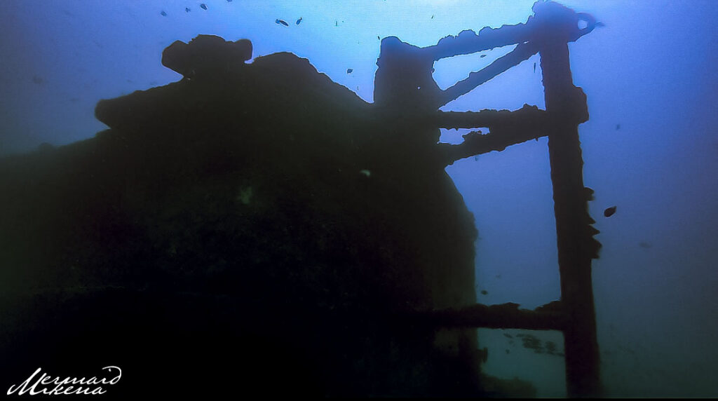Diving to the Depths of the Sea Tiger Shipwreck